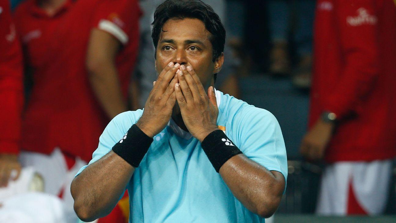 Leander Paes returns as India name eight-member Davis Cup squad vs Pakistan