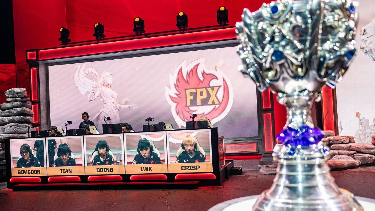 Worlds semi preview: LPL teams FPX, iG face off for spot in final