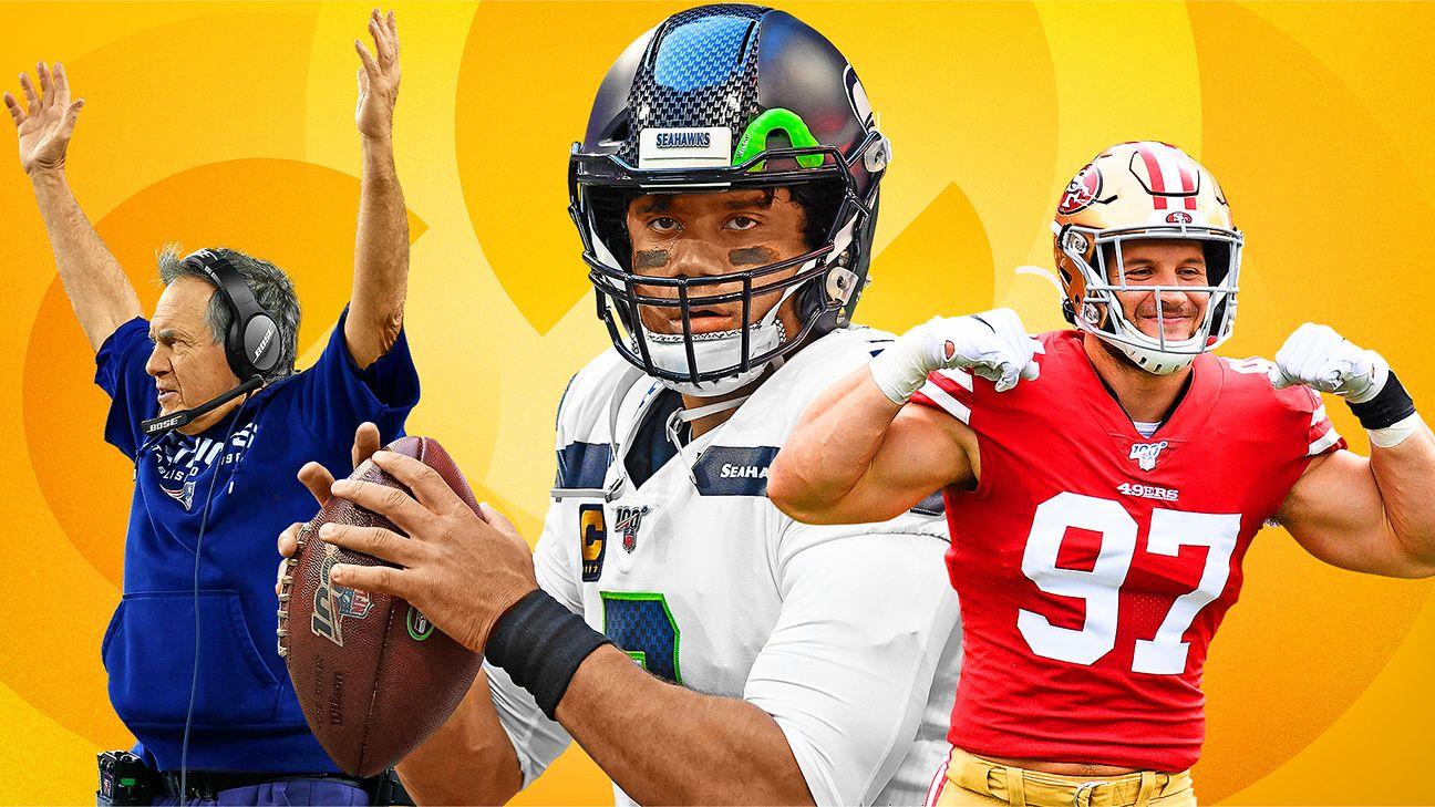 Barnwell's midseason NFL awards: Picking MVP, All-Pro teams, best rookies, more