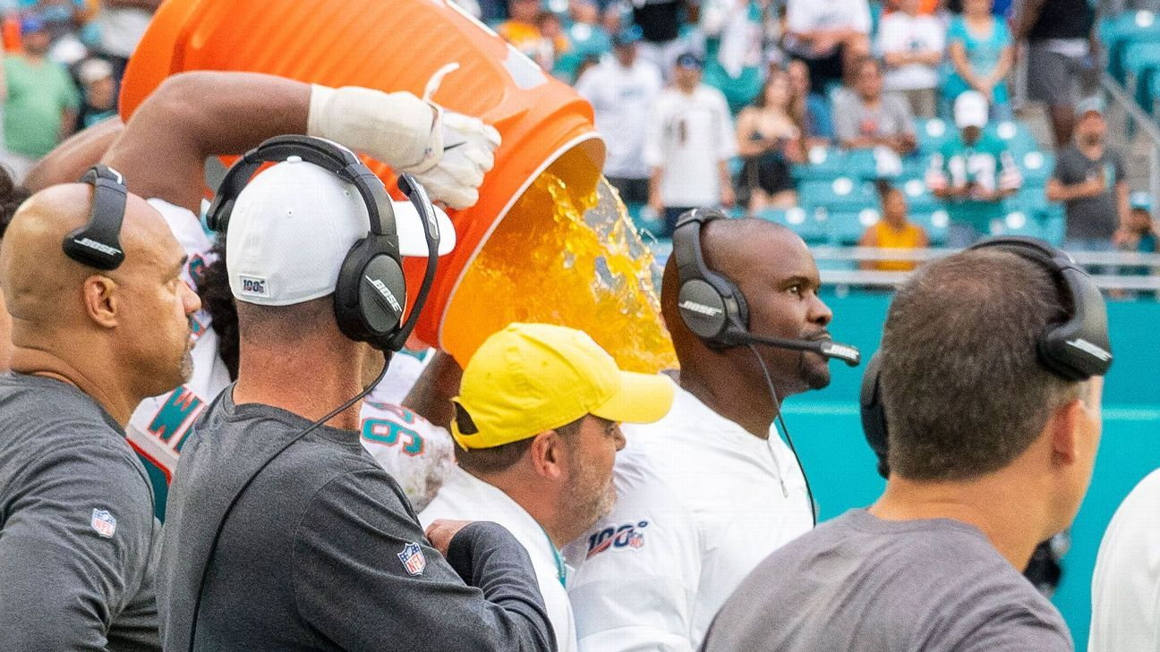 Why Dolphins' first win was good for their long-term future