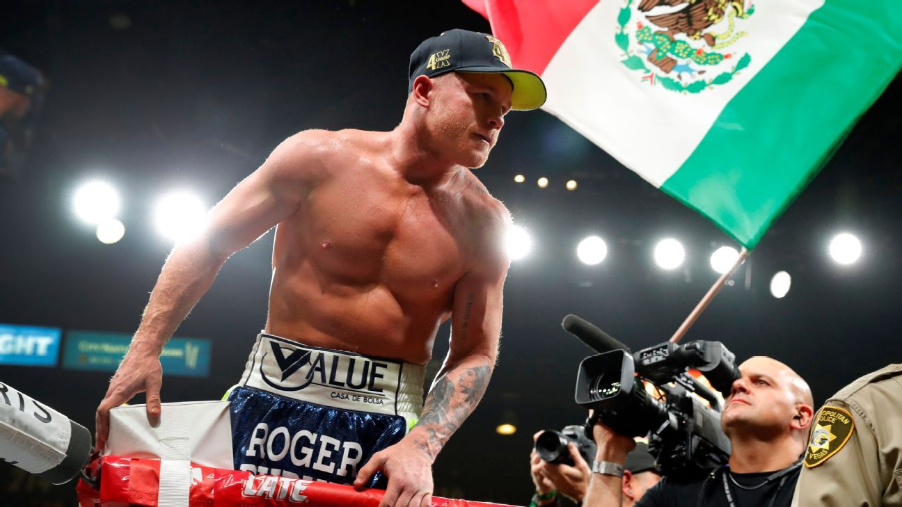 Pound-for-pound rankings: Did Canelo move up after KO win over Kovalev?