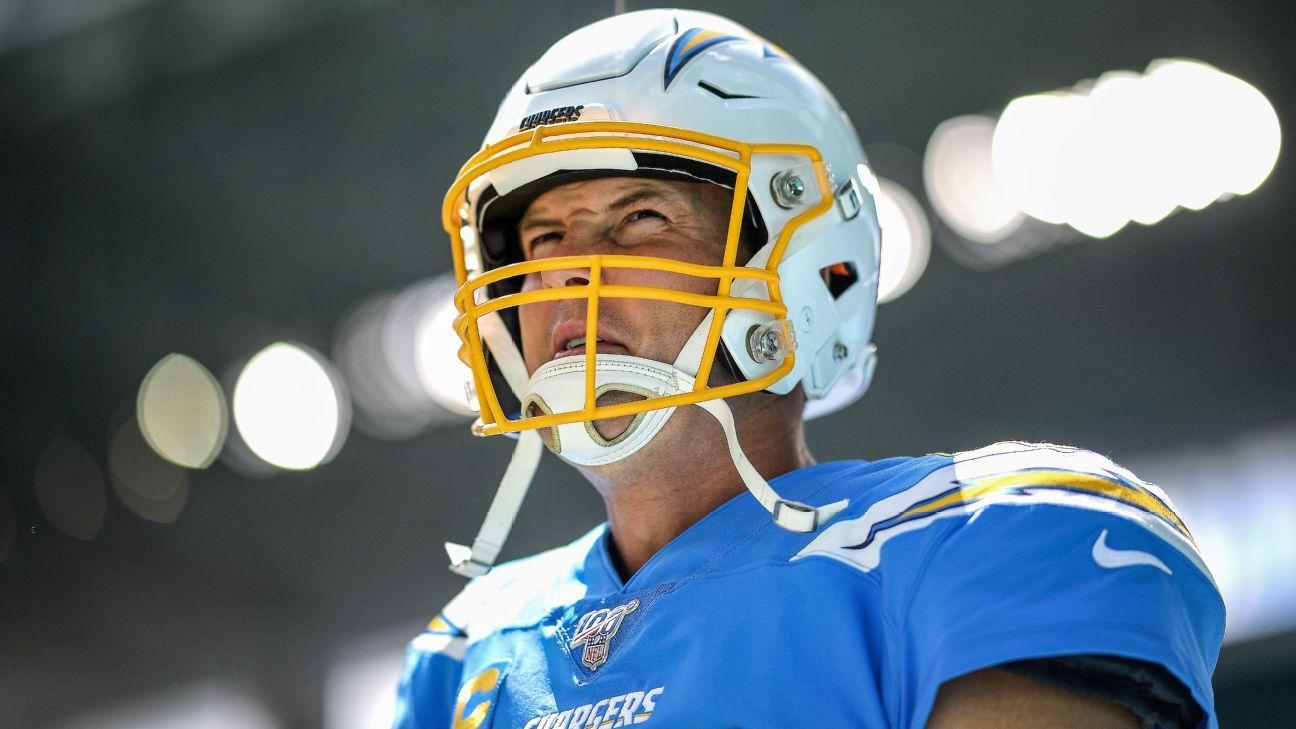 Chargers' Philip Rivers to evaluate his status after 2019 season - ESPN