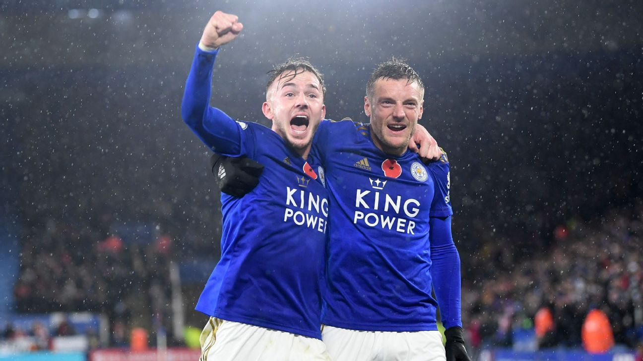Leicester couldn't win the Premier League again, could they?