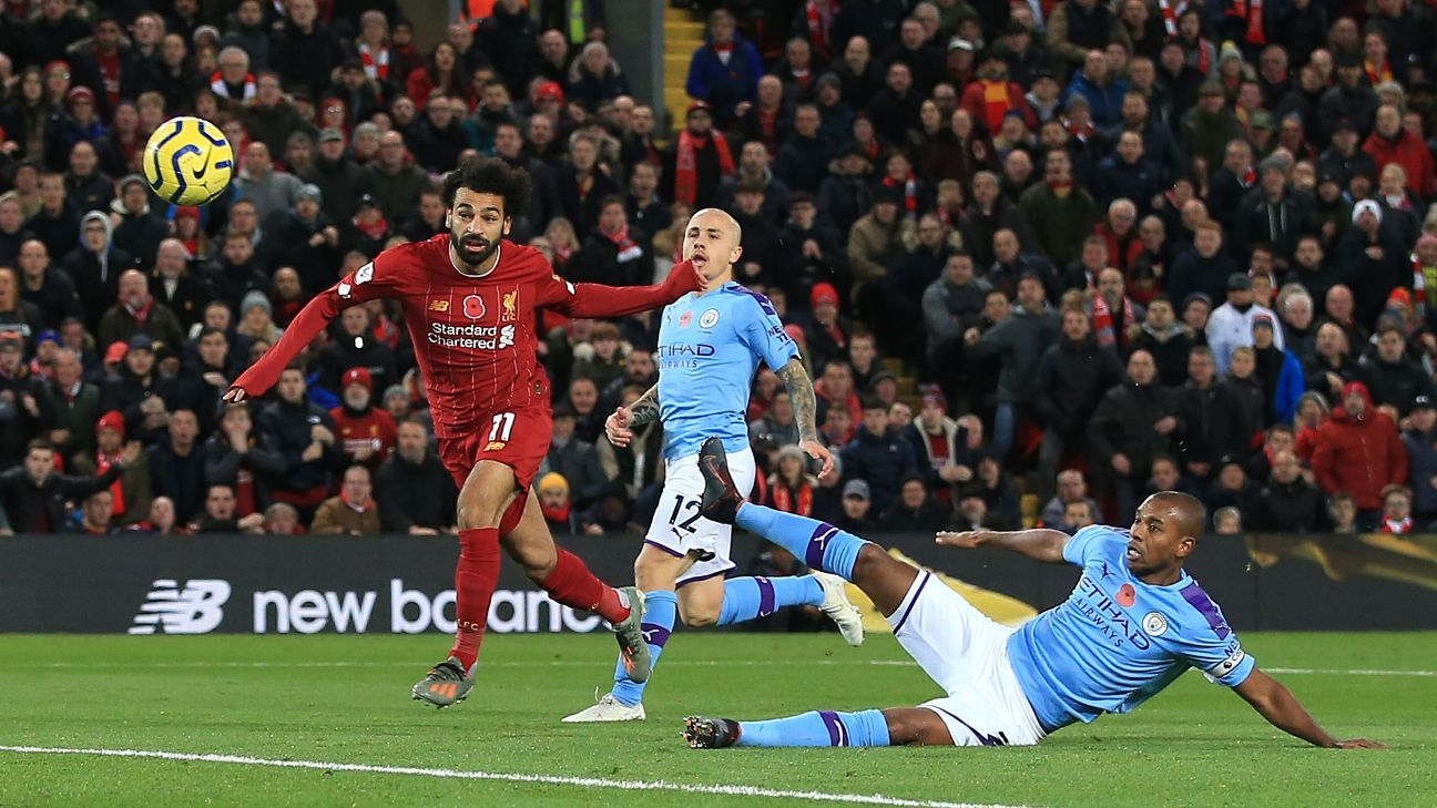 Liverpool cruises to statement win over Manchester City