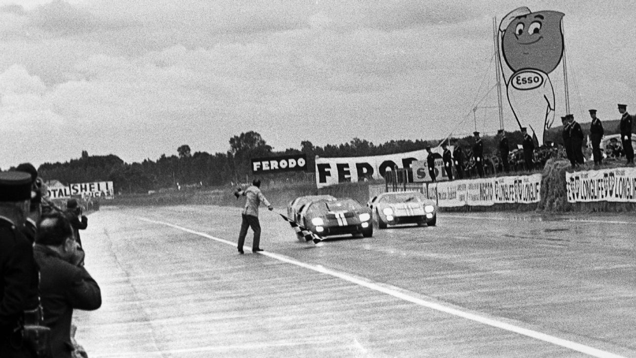 'Ford v Ferrari' and the untold story of Ken Miles