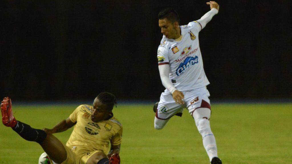 Deportes Tolima no compraría el pase de Alex Castro - ESPN