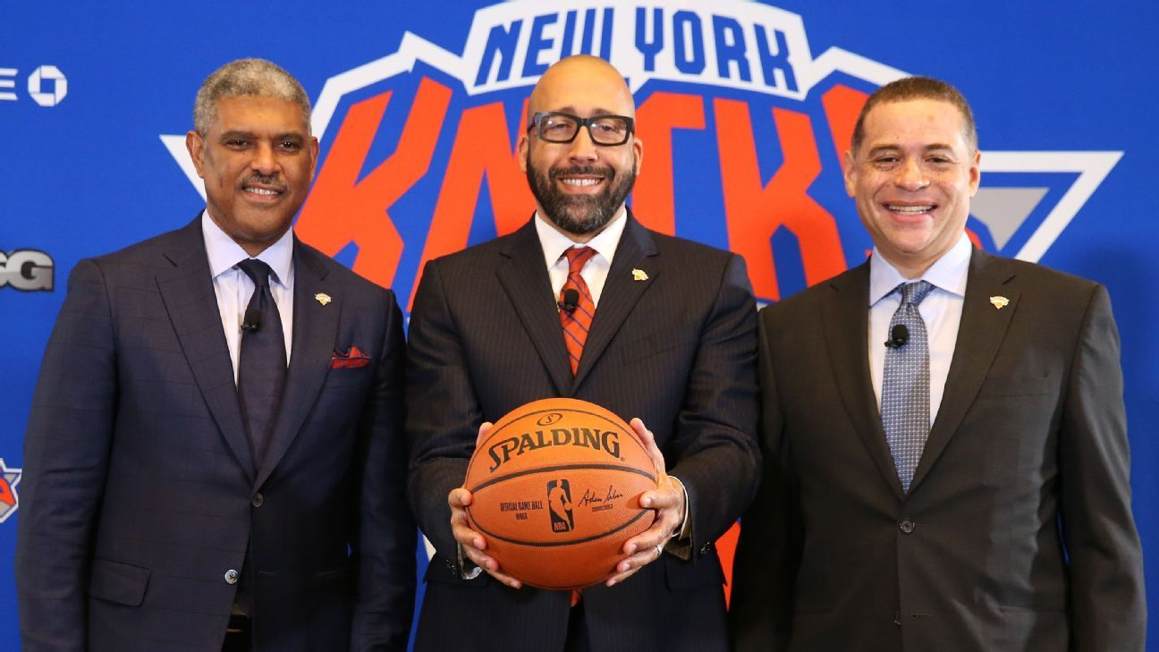 How the Knicks got into this mess, in their own words