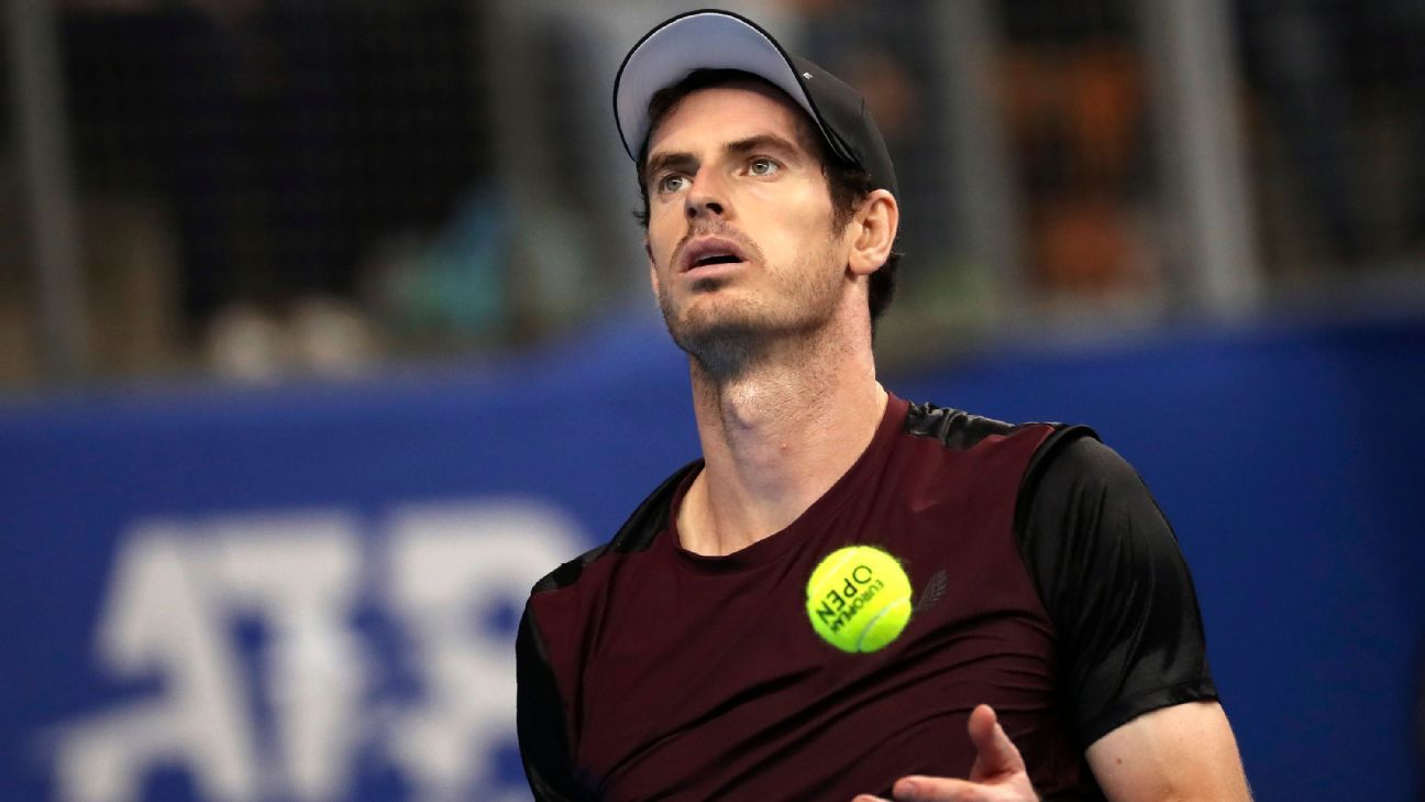 Murray suffers new setback ahead of Miami Open