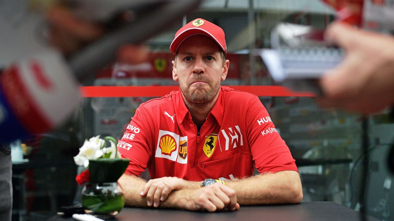 Vettel: People can say what they want about Ferrari's engine