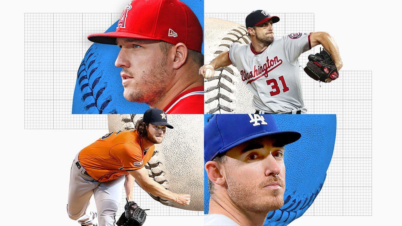 ESPN's 2019 All-MLB Team