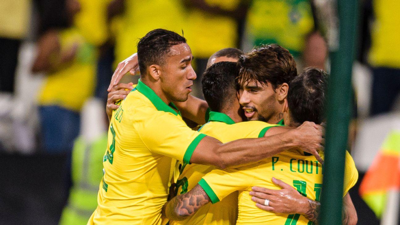 Tite's Brazil go 'forward by moving back' in encouraging win vs. South Korea