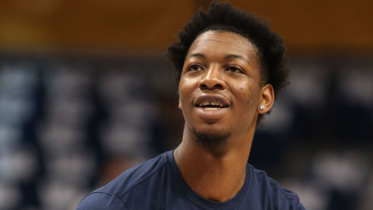 West Virginia forward Gabe Osabuohien granted waiver to play immediately