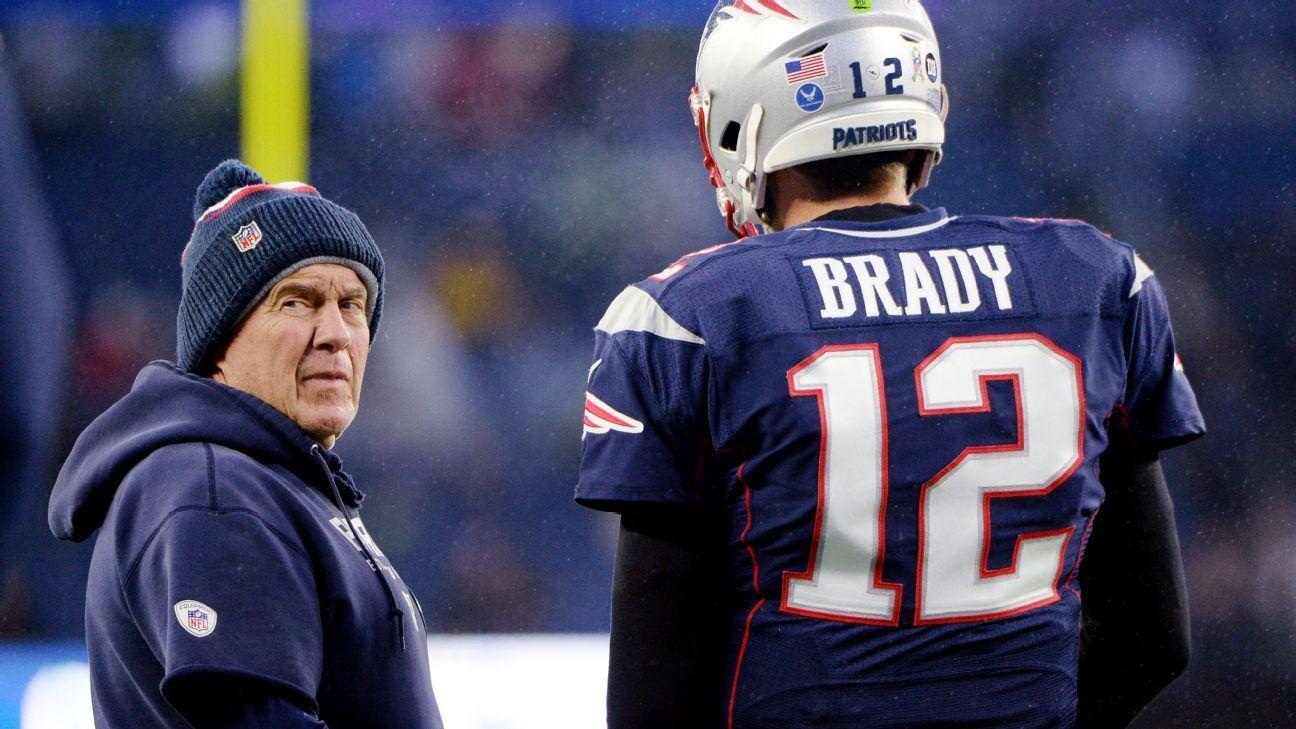New England Patriots coach Bill Belichick 'never evolved' as Tom Brady aged, trainer Alex Guerrero says - ESPN