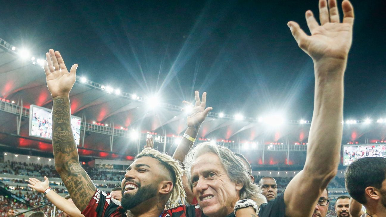 Flamengo's titles a deserved reward for going against Brazilian tactical caution