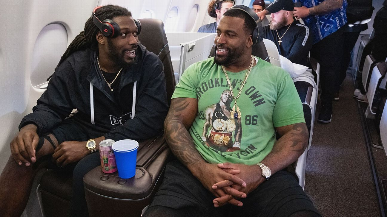 First-class treatment: Team plane perks help Seahawks become road warriors