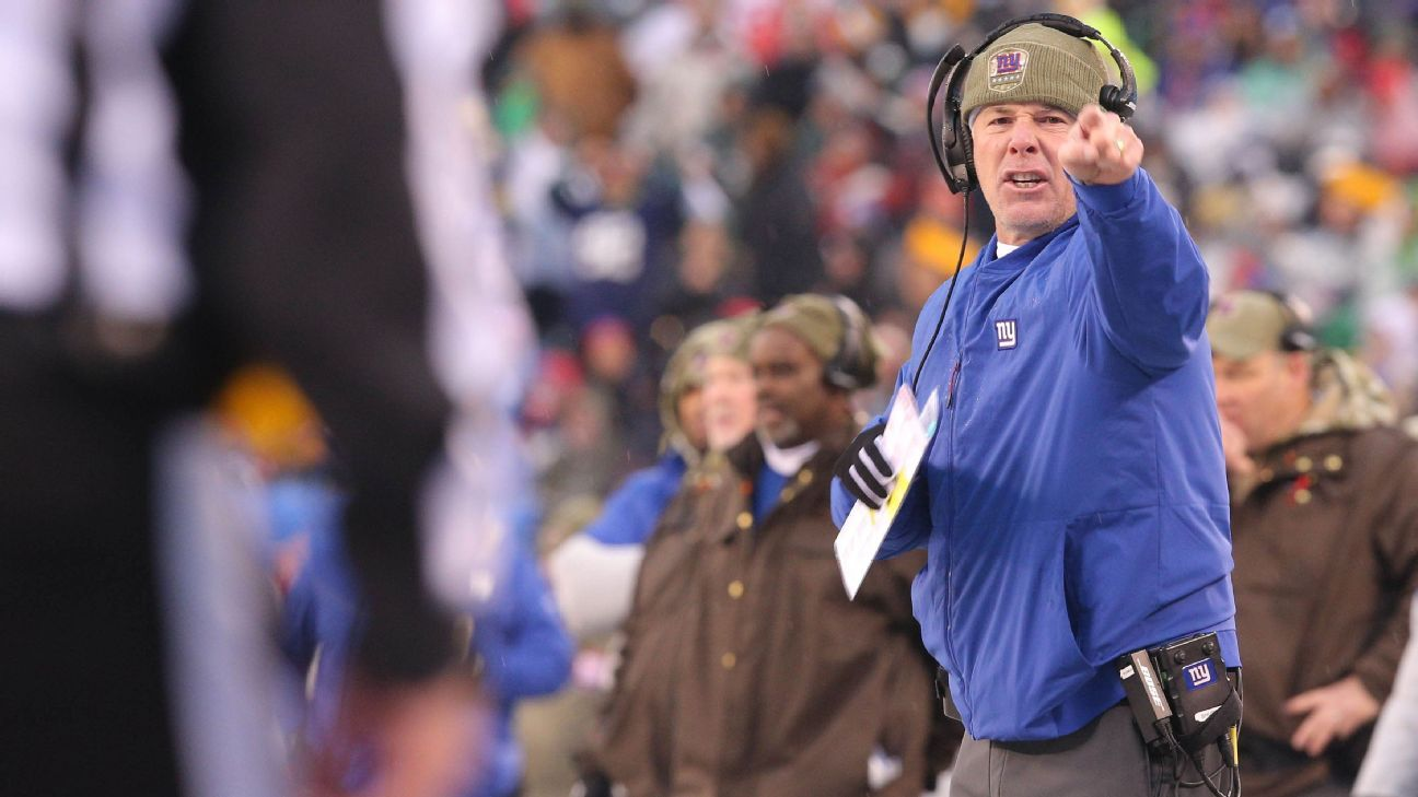 Making the case for Pat Shurmur after latest Giants loss