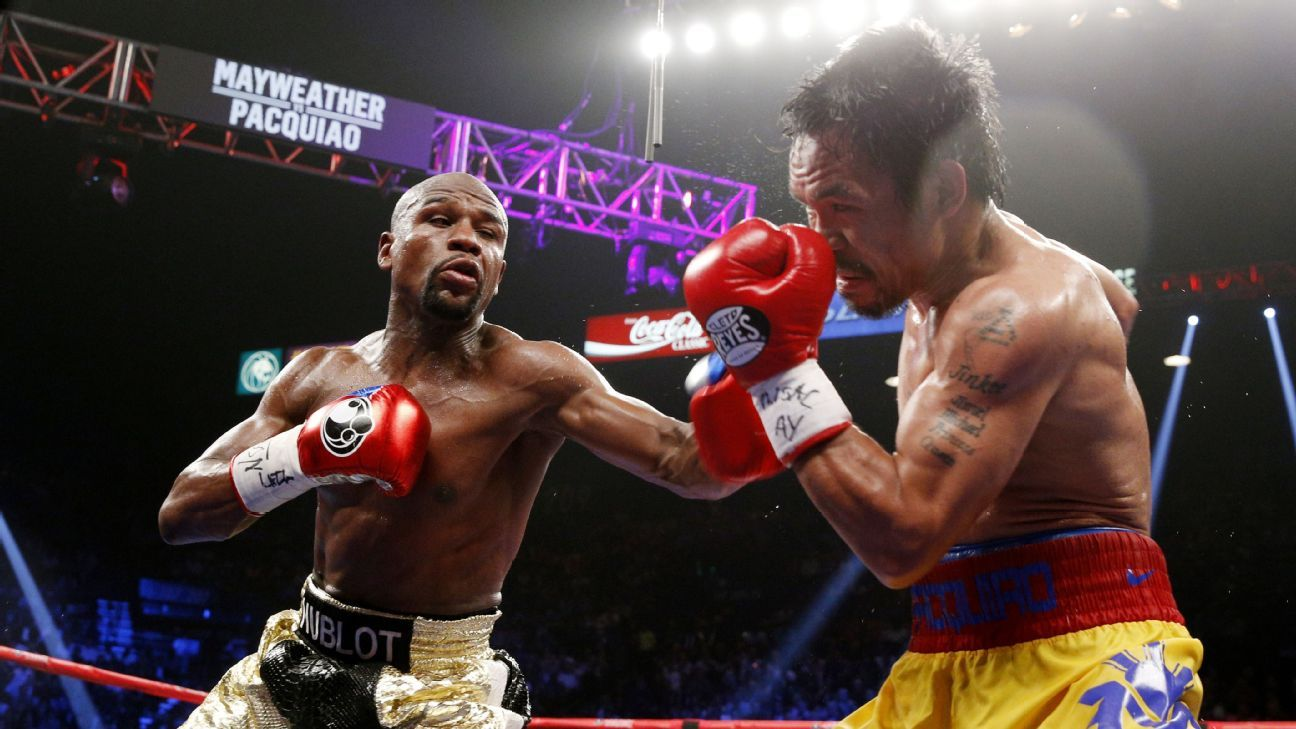If he stays retired, Floyd Mayweather tops way-too-early 2021 boxing HOF predictions