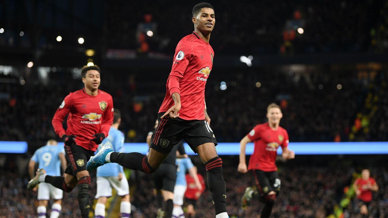 Manchester City vs. Manchester United - Reporte del Partido - 7 diciembre, 2019 - ESPN