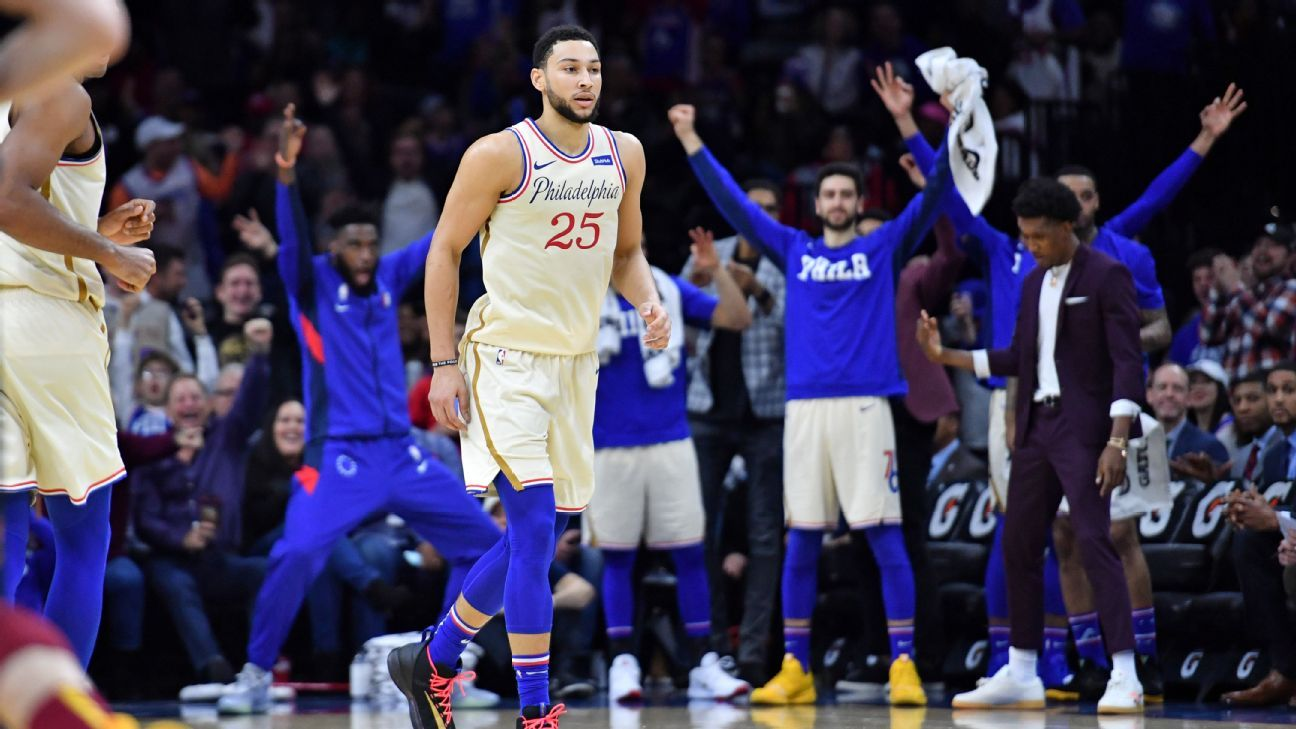 76ers coach wants Simmons taking one 3 a game