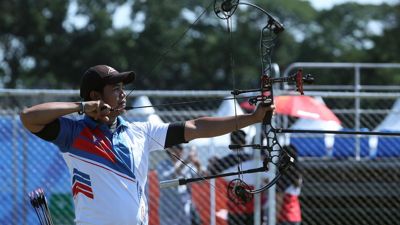 Target hit: Couple scores lone medal for PH archers