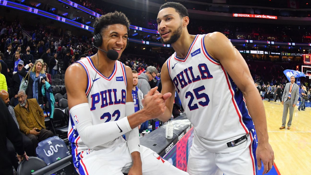 Fantasy NBA Daily Notes: The Sixers' secret weapon
