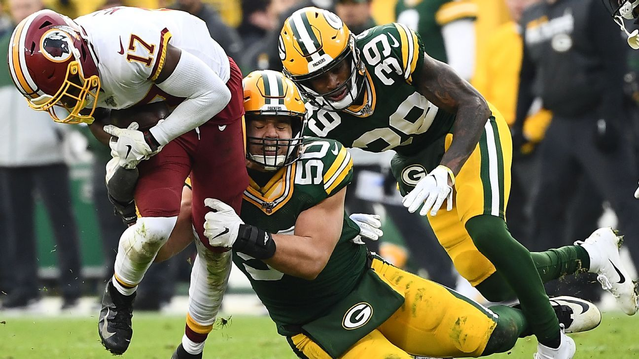 Packers have 'got a defense,' but it's hard to figure