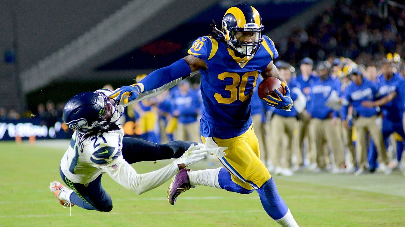'Vintage' Todd Gurley has showed up for Rams, but can it last?
