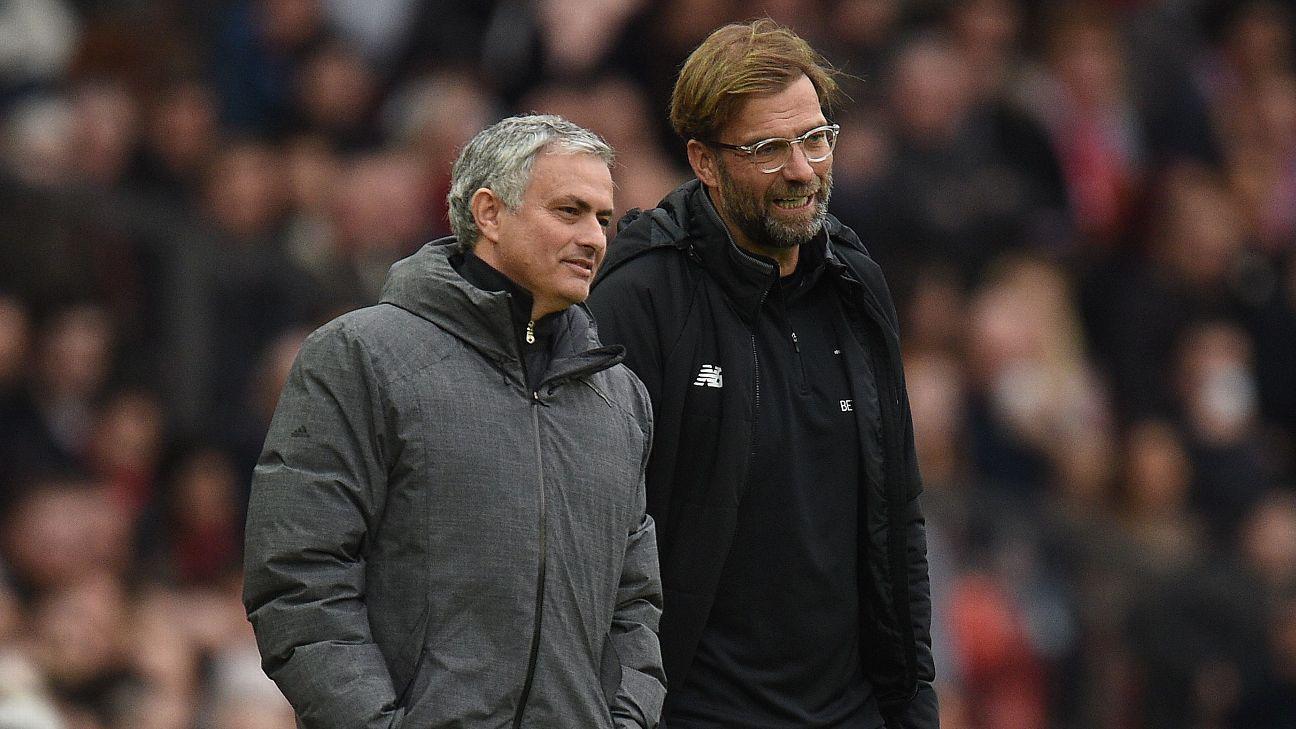 Mourinho: Klopp's Liverpool contract extension is 'good news'