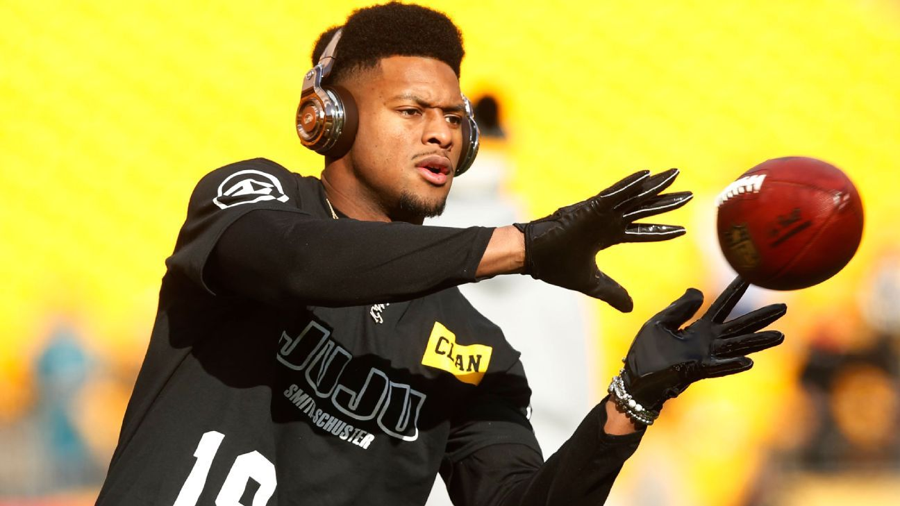 Streaming site Caffeine announces new series with Steelers WR JuJu Smith-Schuster