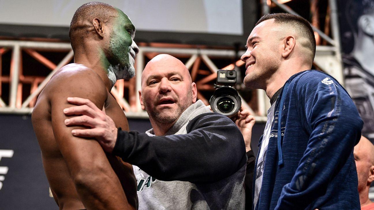 UFC 245 Colby Covington vs. Kamaru Usman: Live results and analysis