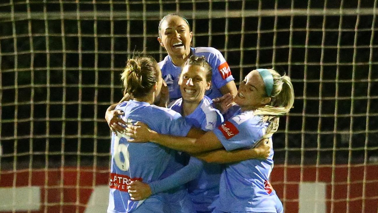 W-League review: Melbourne City playing like title contenders