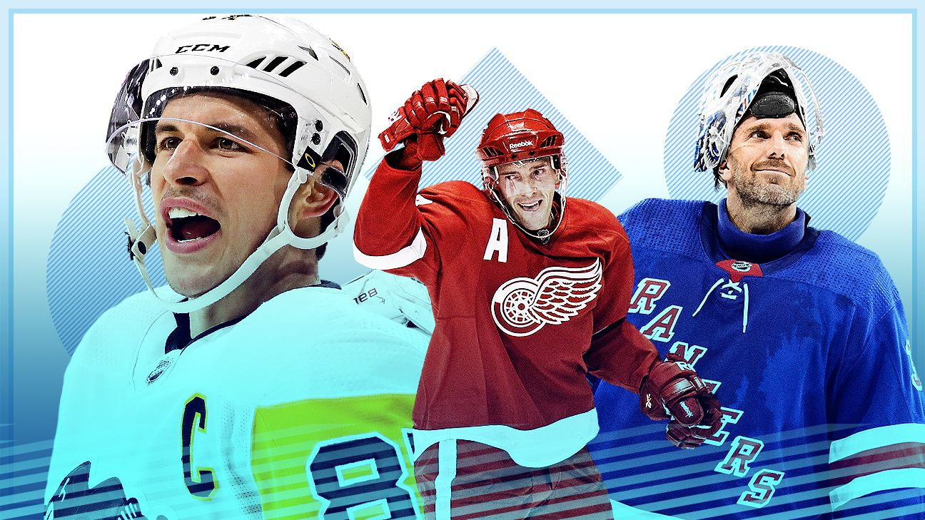 The Top 100 Nhl Players Of The Decade