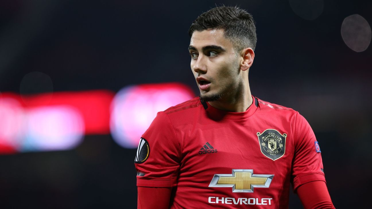 Man United's Andreas Pereira loves fatherhood but can't wait for football's return - ESPN