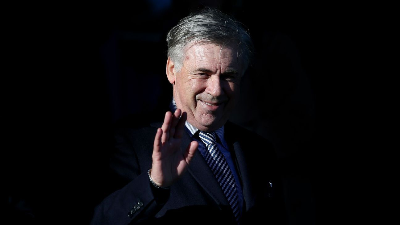 Everton are an entirely new challenge for a manager like Carlo Ancelotti. Proceed with caution - ESPN