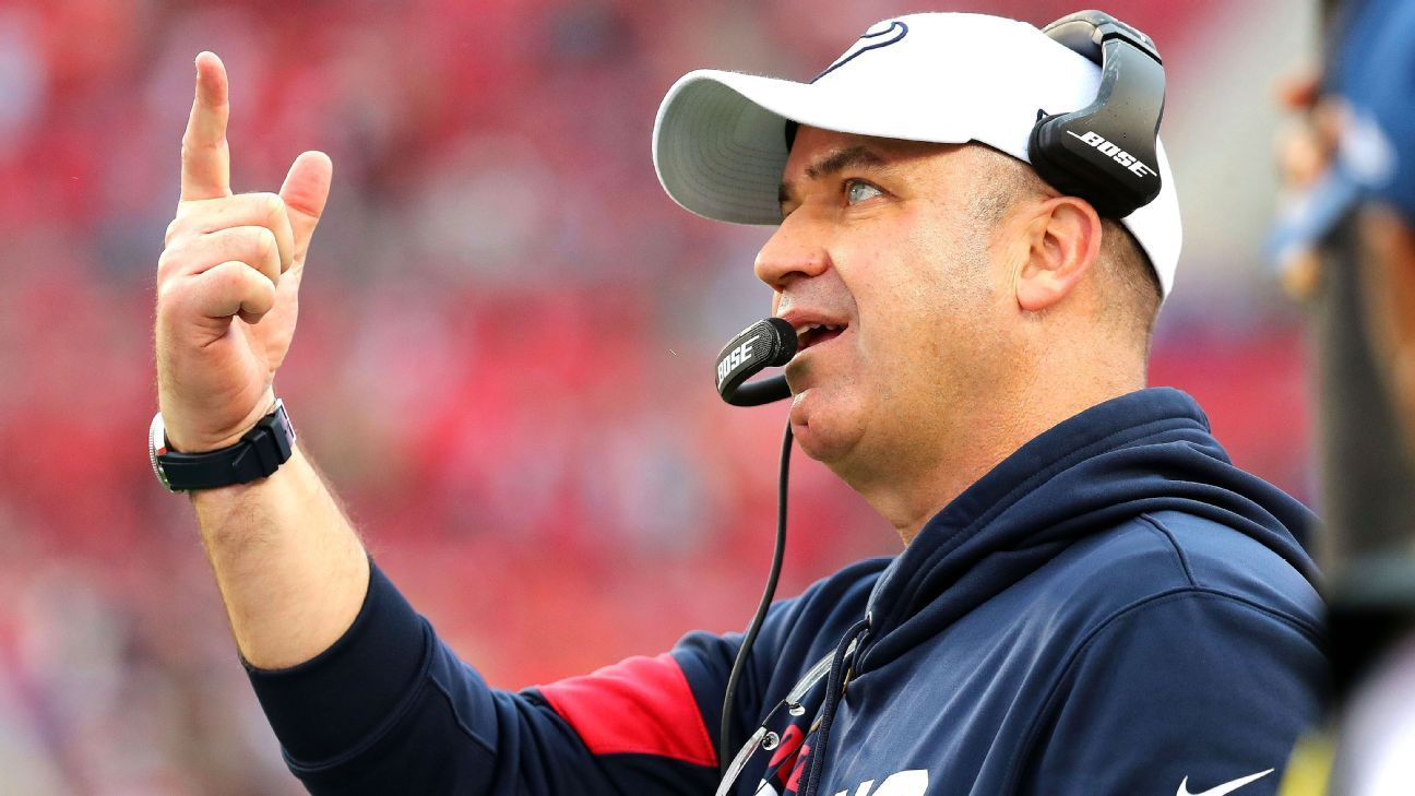 Alabama football finalizing deal with Bill O'Brien to be Crimson Tide's offensive coordinator sources say – ESPN