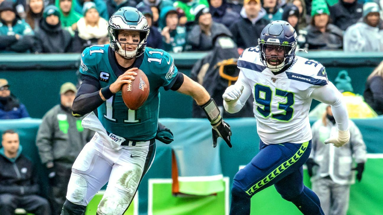 Carson Wentz's ascension makes Eagles' season a big success