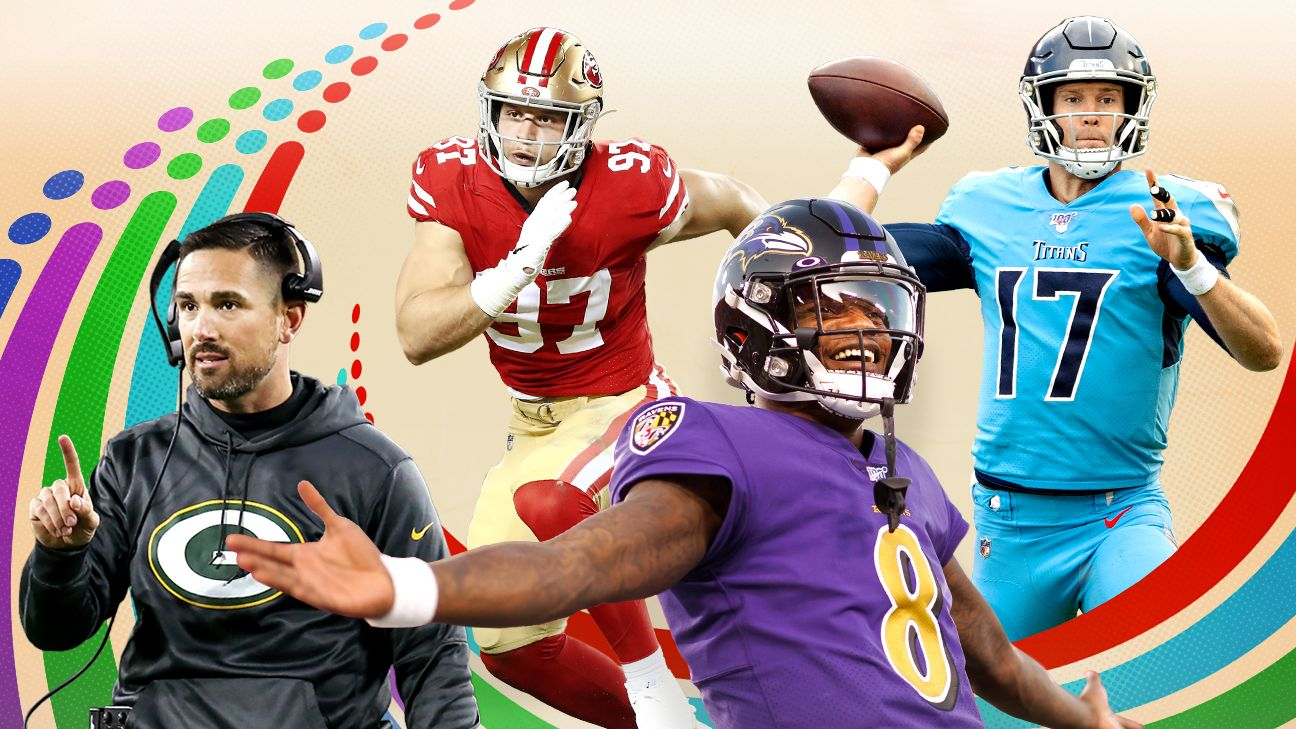 The game-changing move that helped each NFL playoff team get here