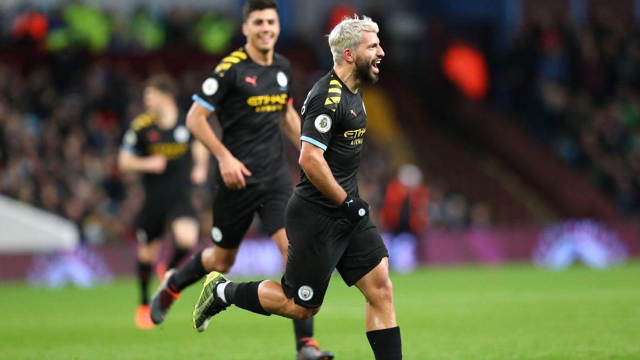 Aston Villa vs. Manchester City - Reporte del Partido - 12 enero, 2020 - ESPN