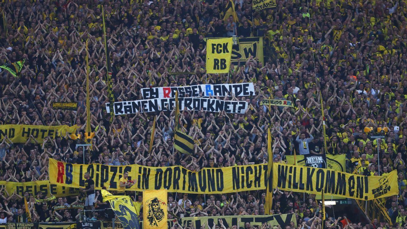 Borussia Dortmund players take wage cut to help club amid coronavirus crisis - ESPN