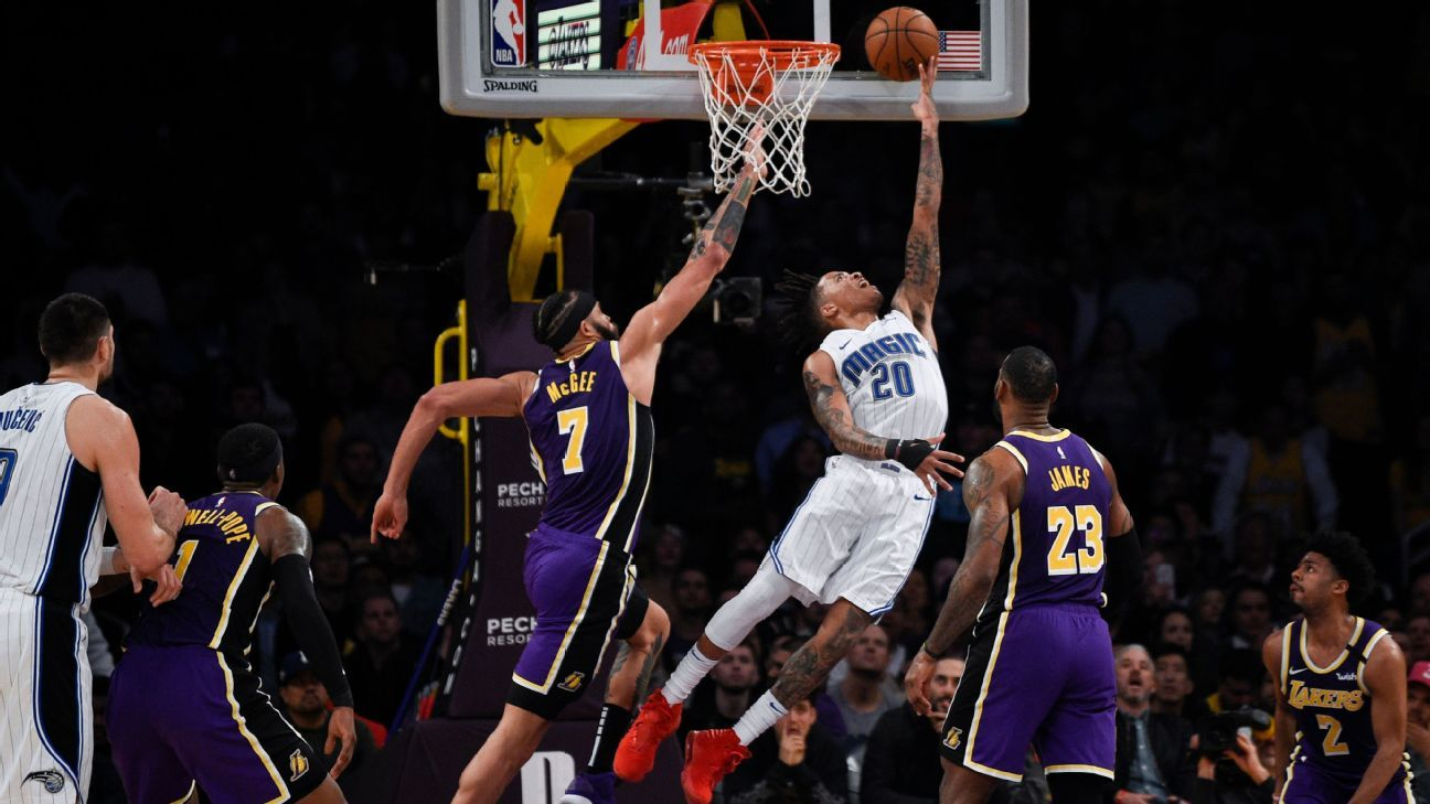 Markelle Fultz takes over late in win vs. Lakers: Showed 'what I can do'