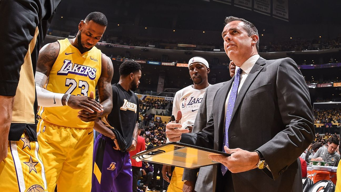 How Frank Vogel won over the Lakers and their superstars
