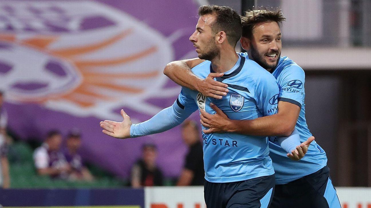 A-League midseason review: Sydney FC, Melbourne City lead the pack