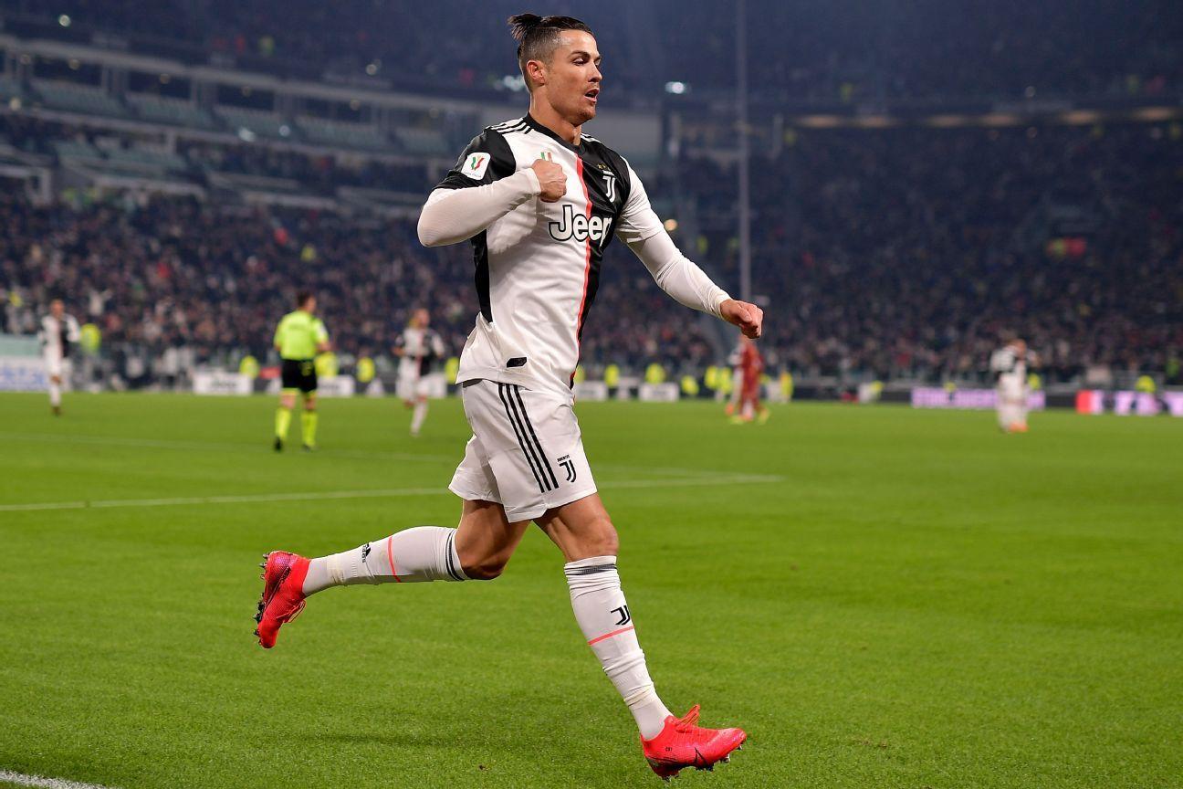 Juventus Vs As Roma Football Match Report January 22 2020 Espn