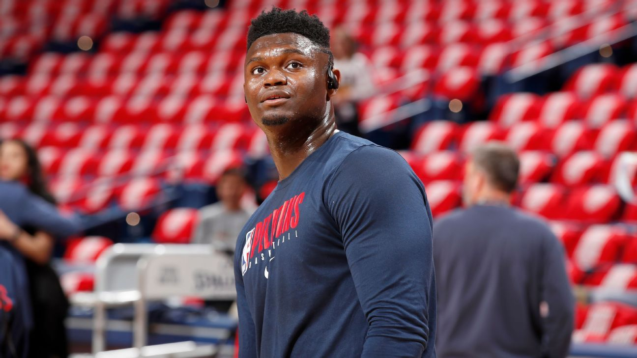Zion Williamson Rookie of the Year odds tracker