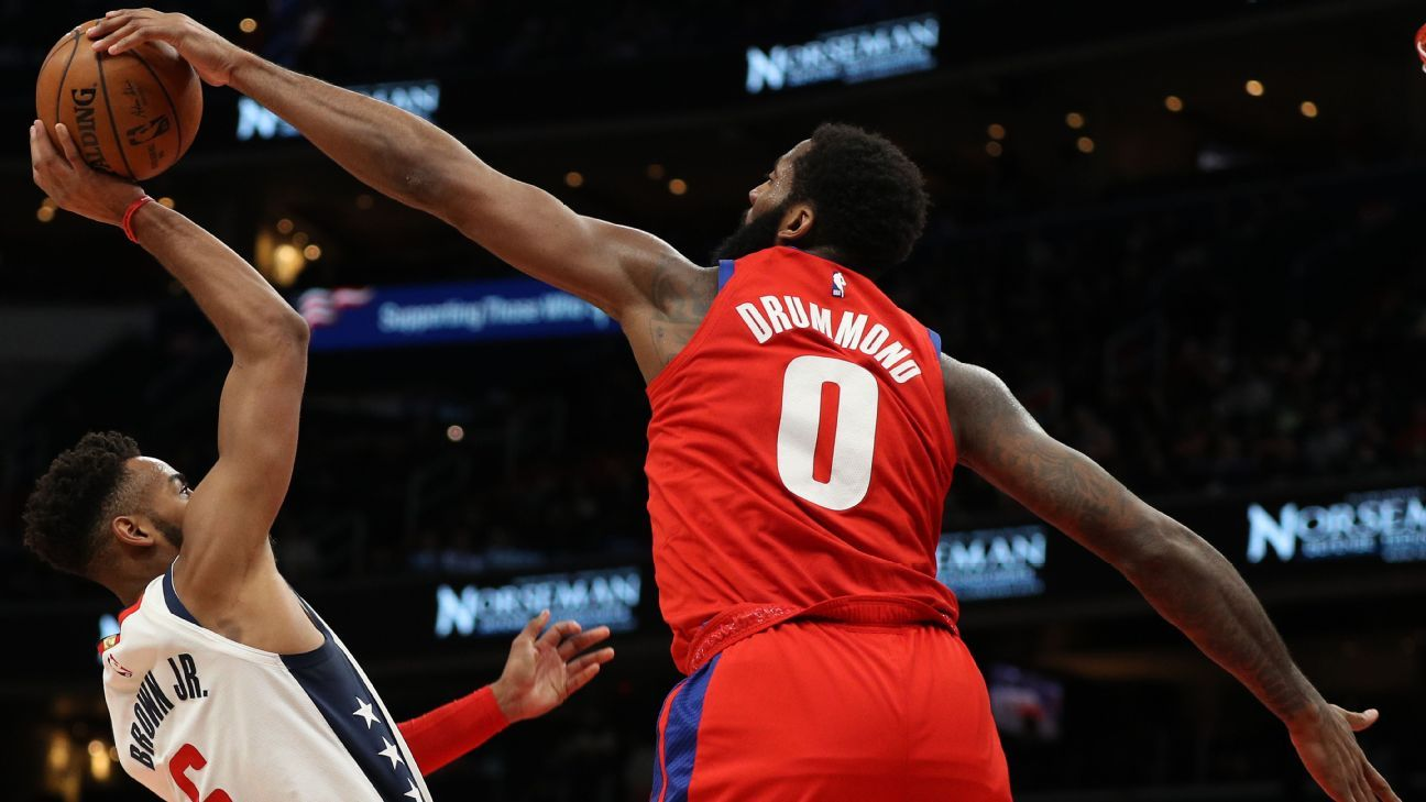 Fantasy 30: Andre Drummond leads latest trade buzz