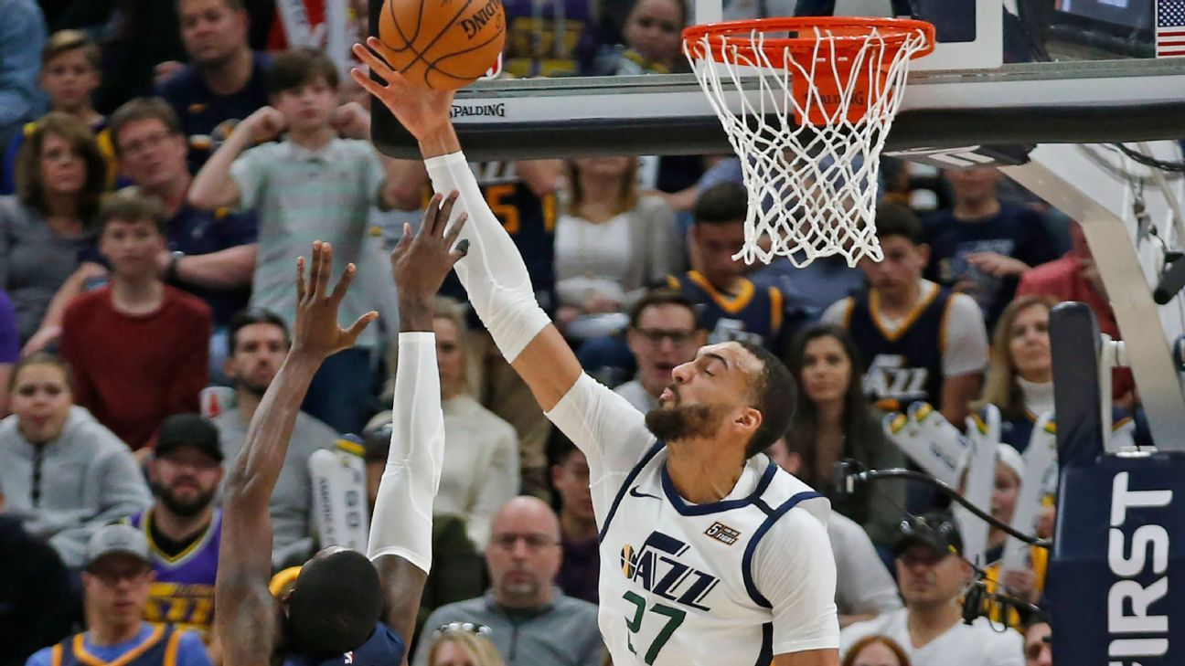 Rudy Gobert's case as All-Star 'self-evident,' Quin Snyder says