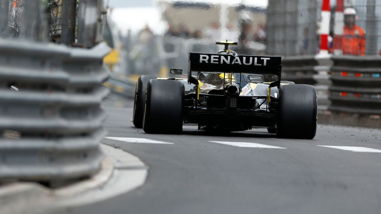 Renault confirms Pat Fry's new role and start date