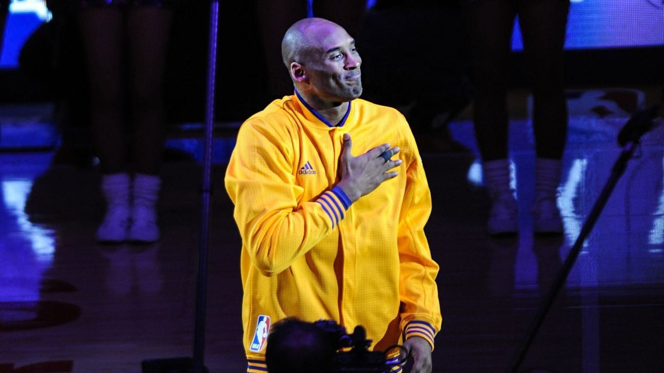 Kobe Bryant was basketball's greatest storyteller