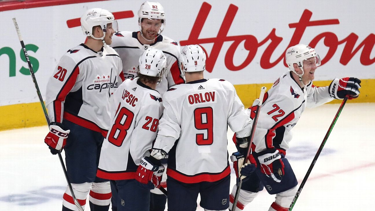 Travis Boyd, league-leading Capitals outlast Canadiens while Alex Ovechkin serves suspension