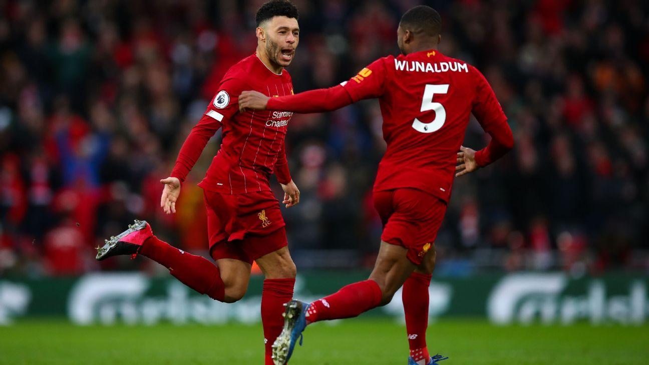 Liverpool golea y saca 22 puntos de ventaja en la cima